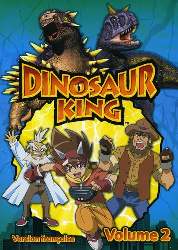Dinosaur King 2 by
