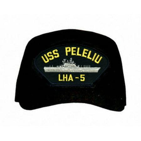 USS Peleliu LHA-5 Ships Ball Cap ()