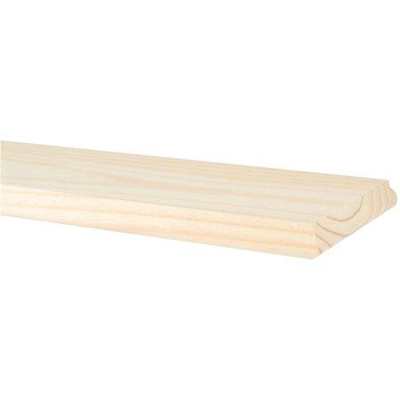 Waddell Mfg Co 9x24 Pine Shelf 1370/F-924