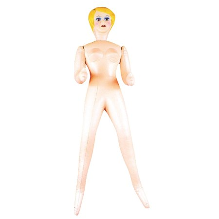 Blow Up Doll Inflatable Blowup Bachelor Party Girl Female Judy Gag Gift