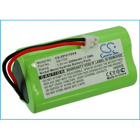 Cameron Sino 2000Mah Battery For Euro Pro Shark V1705  Shark V1705i
