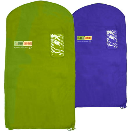 As Seen on TV The Green Garmento Reusable Dry Cleaning Bag Set