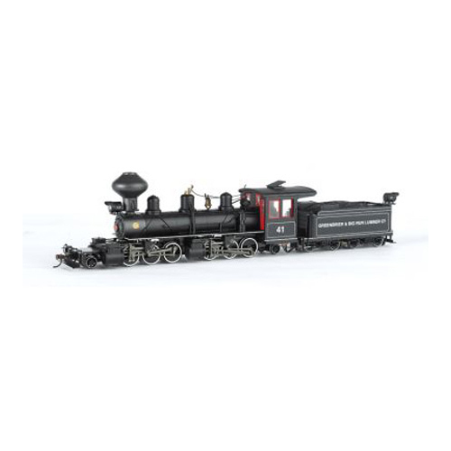 Bachmann On30 Spec 2-6-6-2/DCC, G #41 Multi-Colored