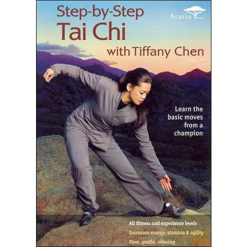 Tiffany Chen: Step By Step Tai Chi (Widescreen)