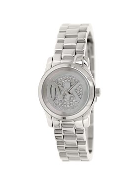 91e326a714ee Product Image Women s Runway MK3303 Silver Stainless-Steel Quartz Watch. Michael  Kors