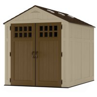 Suncast Everett Outdoor Storage Shed, Multiple Sizes