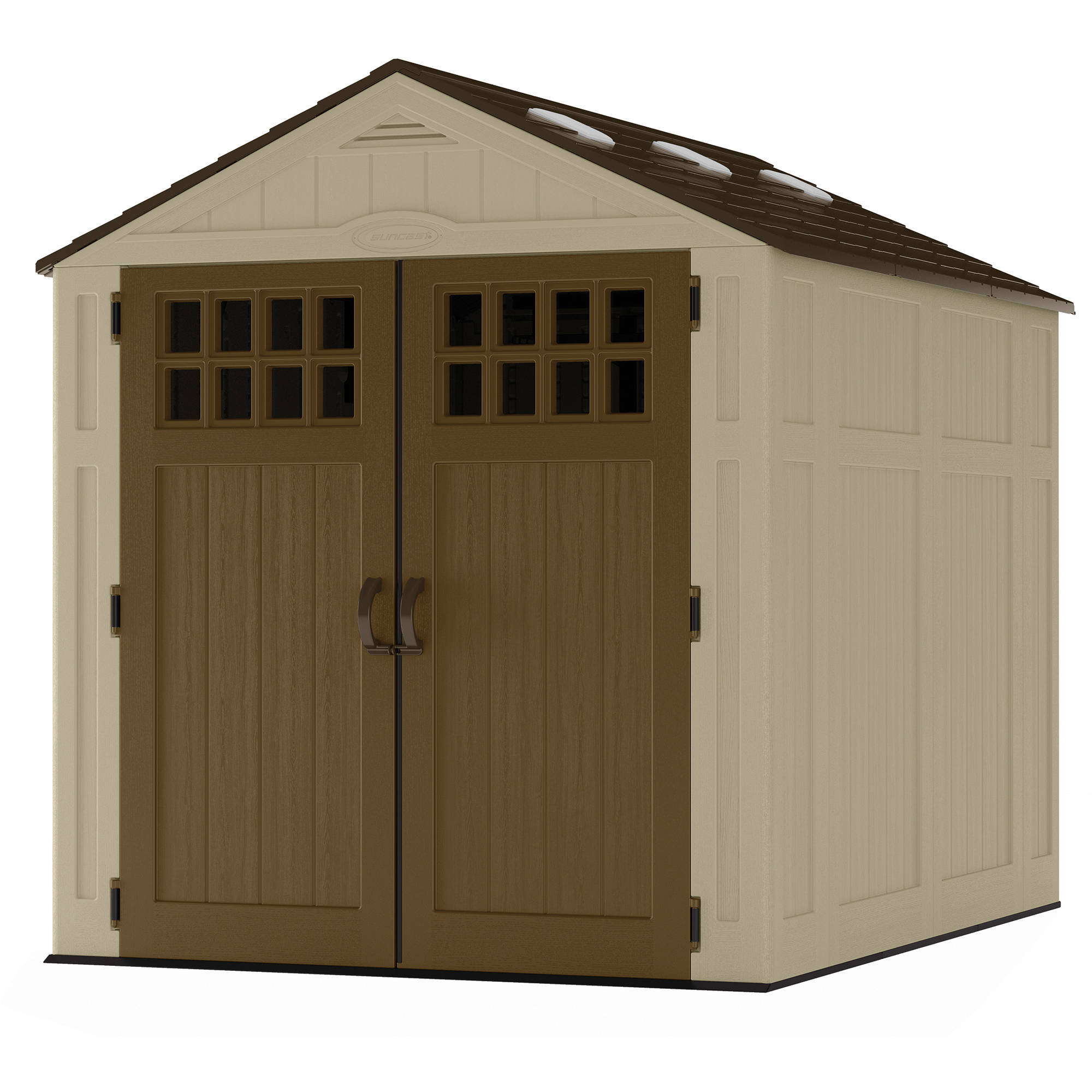 Suncast Everett™ 6x8 Storage Shed, BMS6810D