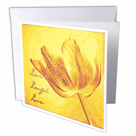 3drose yellow tulip sketch flowers inspirational words live 3drose yellow tulip sketch flowers inspirational words live laugh love m4hsunfo