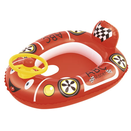 UPC 821808001439 product image for H2OGO! Inflatable Racer Baby Care Seat Pool Float - Red | upcitemdb.com