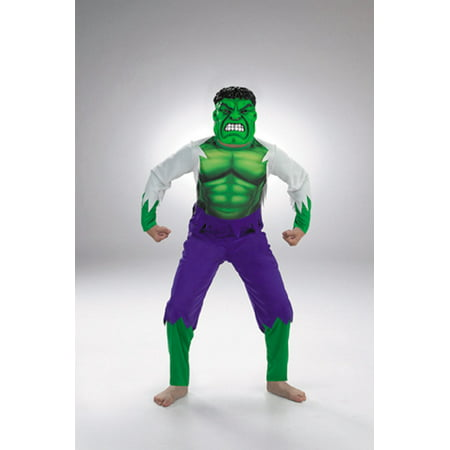Hulk Costume With Mask