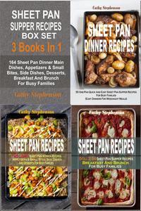 Boxed Set 3 Food Recipes