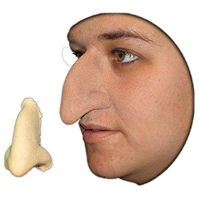 wicked witch nose foam latex (Latex Foam Prosthetics)