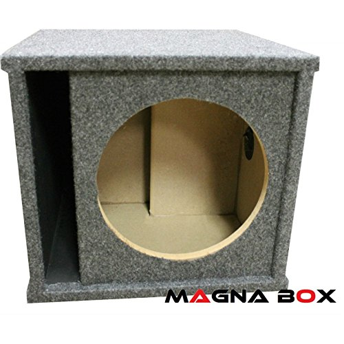 "Single 10"" Subwoofer Universal Fit Vented Ported Subwoofer Enclosure - SPB-10SPL"