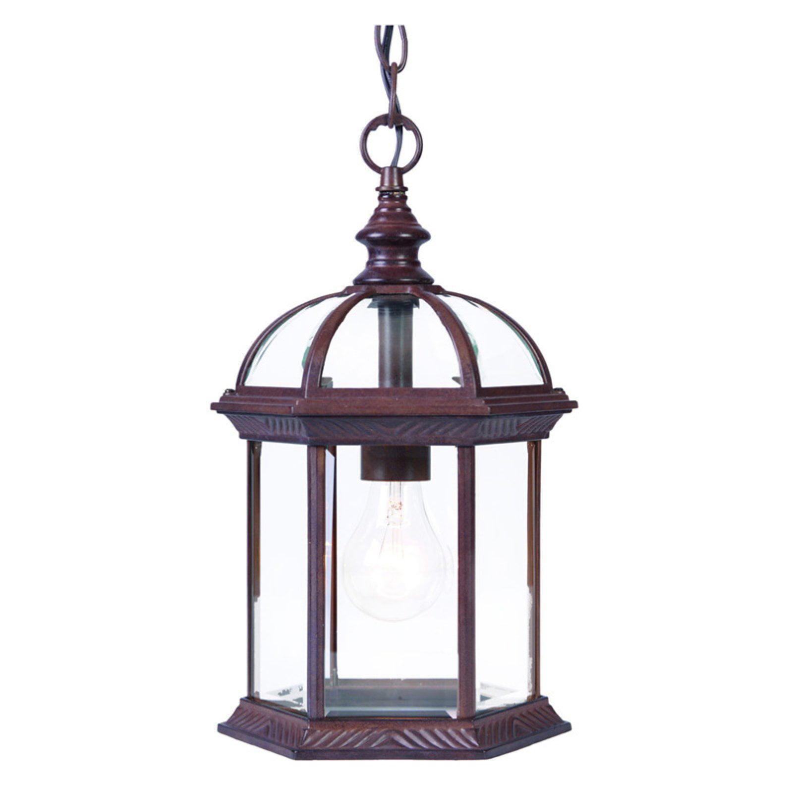 Acclaim Lighting Dover Outdoor Hanging Lantern Light Fixture