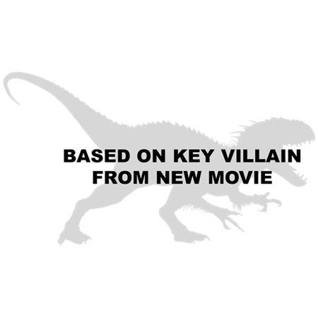 Jurassic World Attack Pack Dino Assortment
