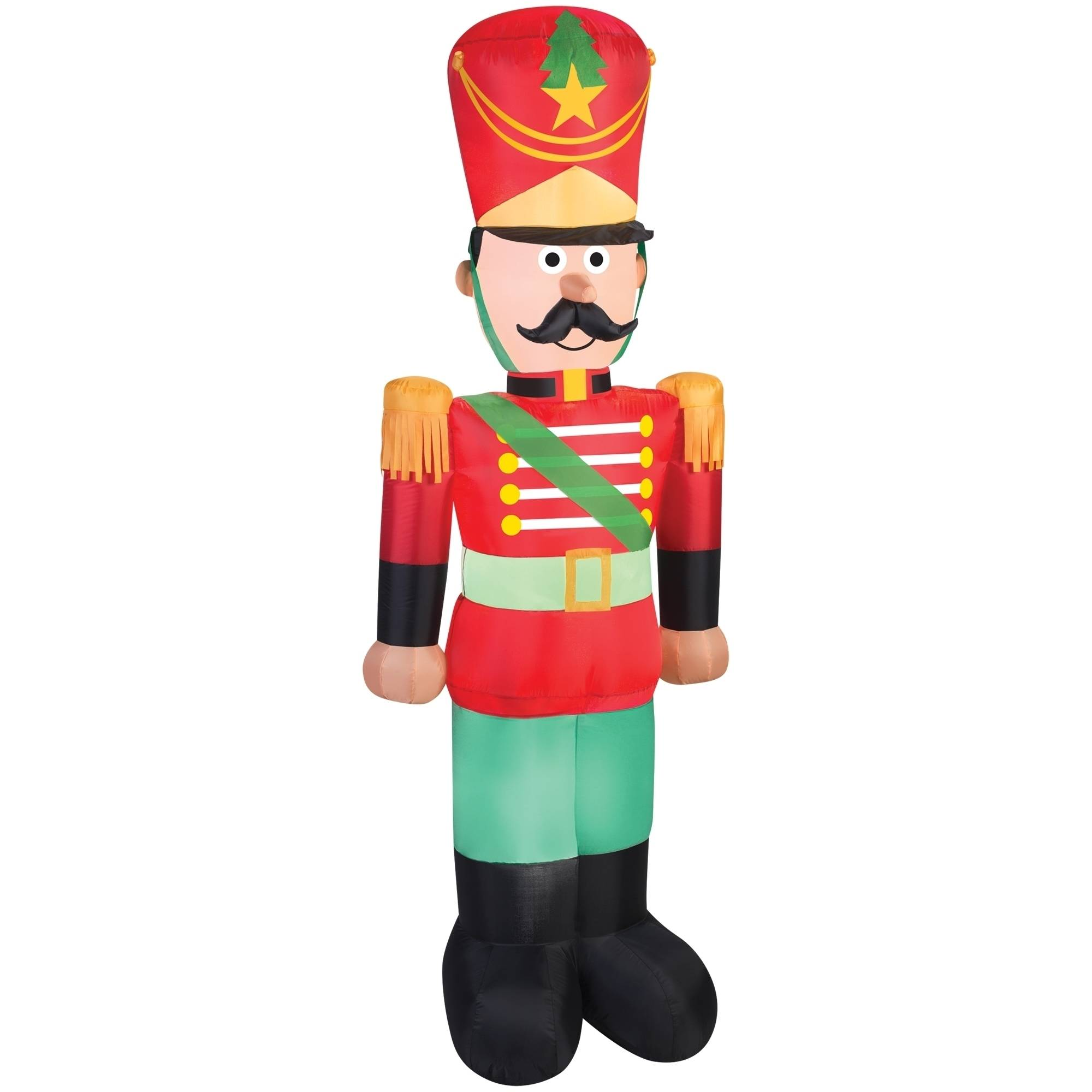 Toy Soldier Airblown Christmas Decoration