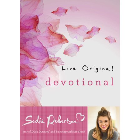 Live Original Devotional (Hardcover)