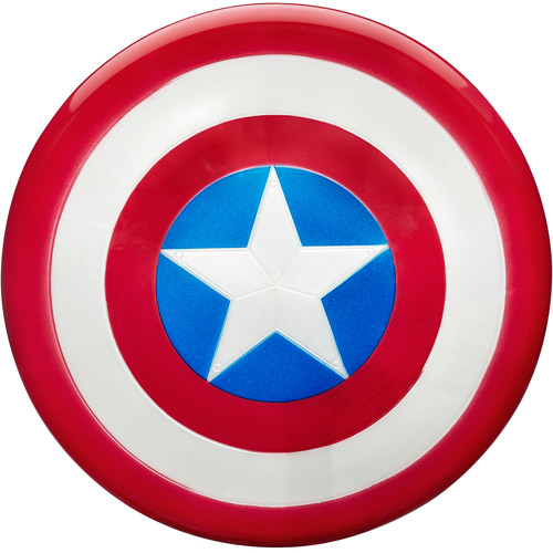 Marvel Avengers Captain America Flying Shield B0444