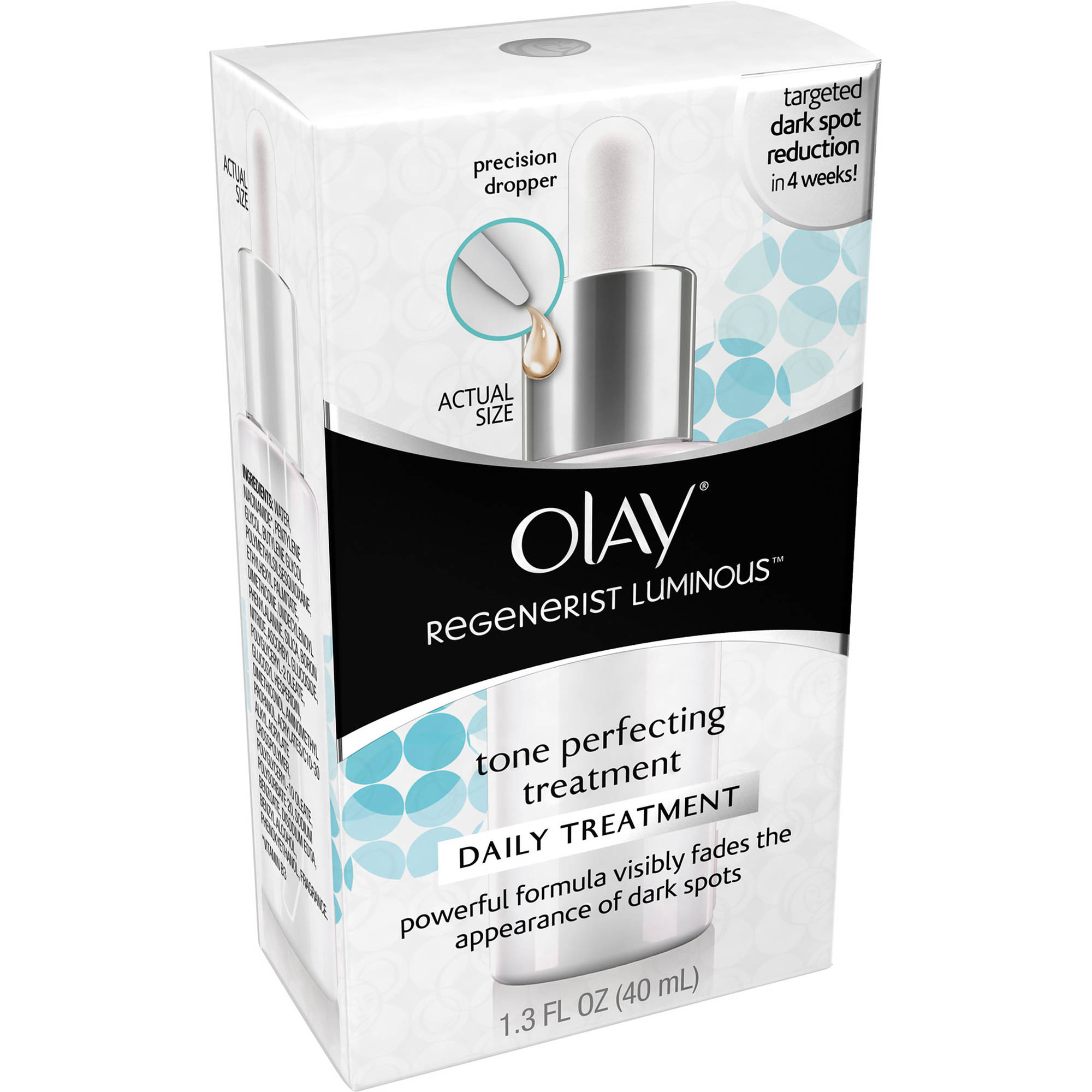 Olay Regenerist Luminous Tone Perfecting Treatment, 1.3 fl oz