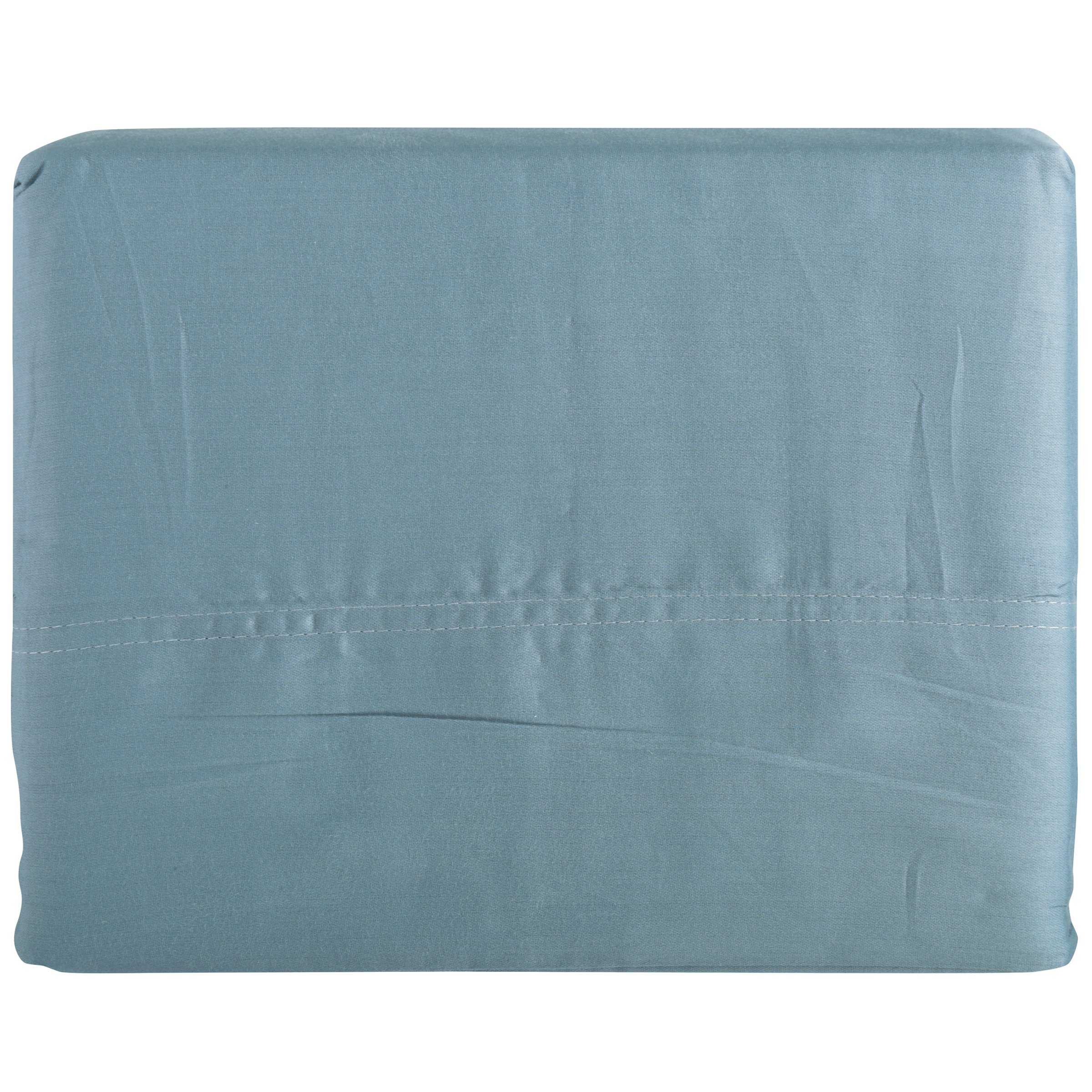 Royale Linens® Ashley Blue 300 Thread Count Sateen Twin Sheet Set 3 pc Pack