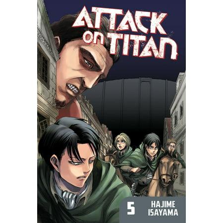 Attack On Titan  Volume 5