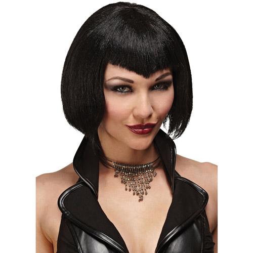 Vampirette Wig Adult Halloween Accessory