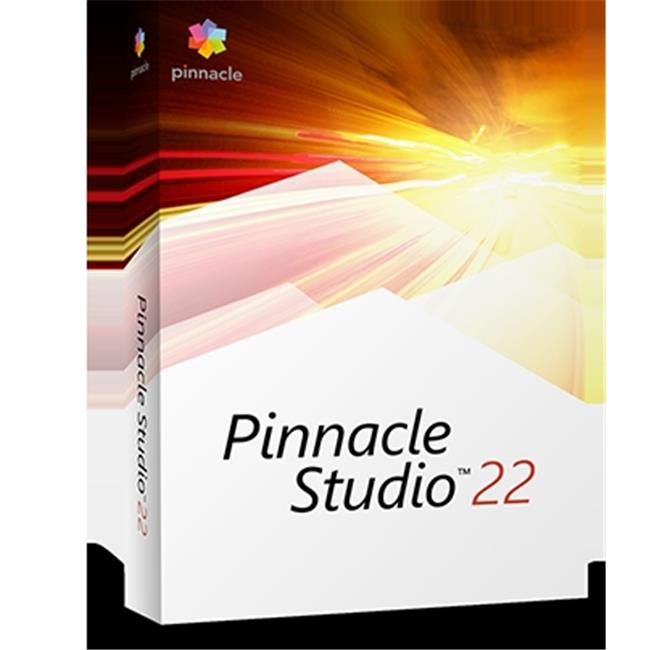 Corel CRLCD15363WI Pinnacle Studio 22 Ultimate EN FR Software - image 1 de 1