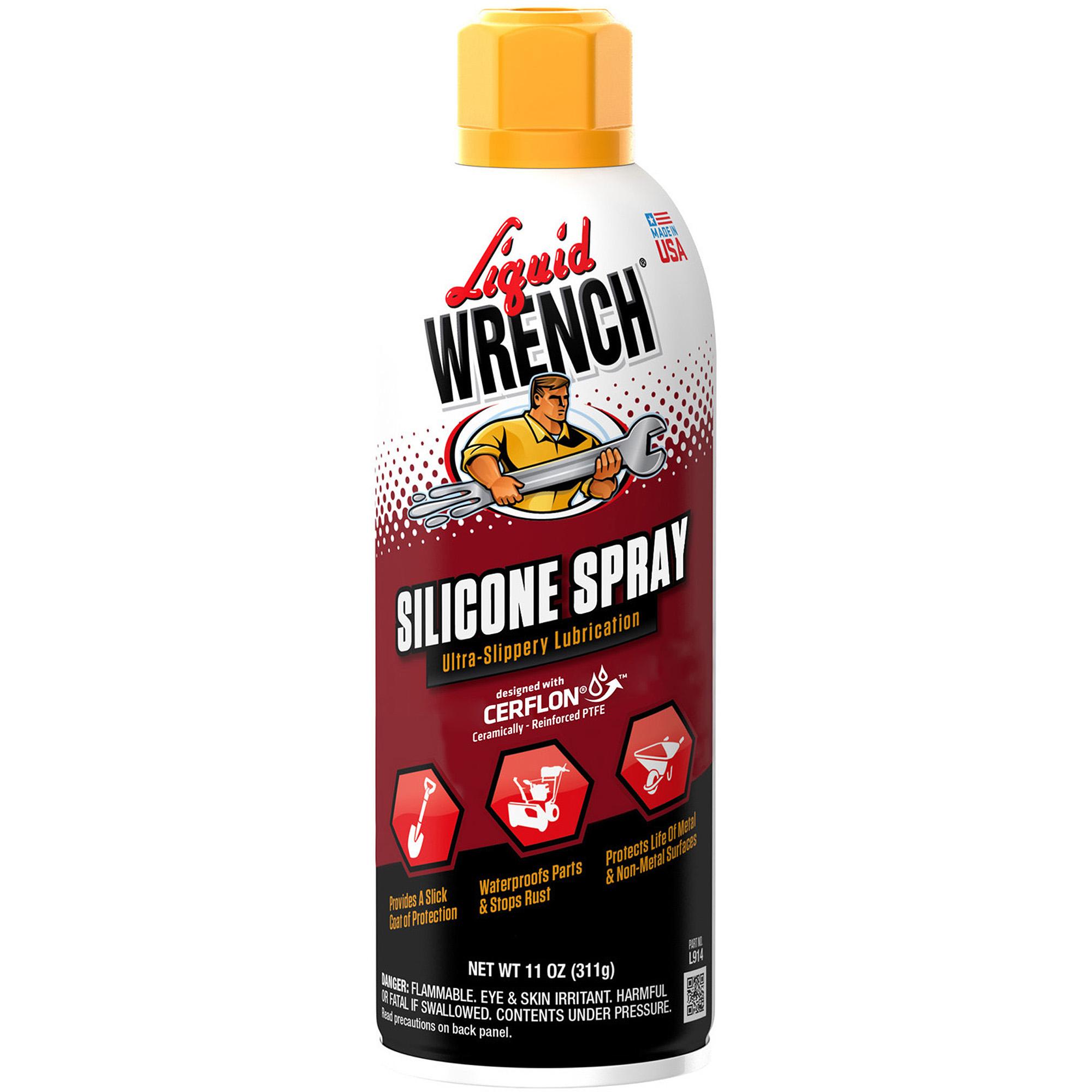 Liquid Wrench Silicone Spray, 11 oz