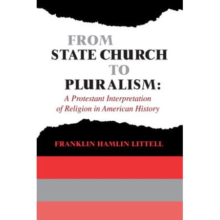 From State Church to Pluralism - eBook