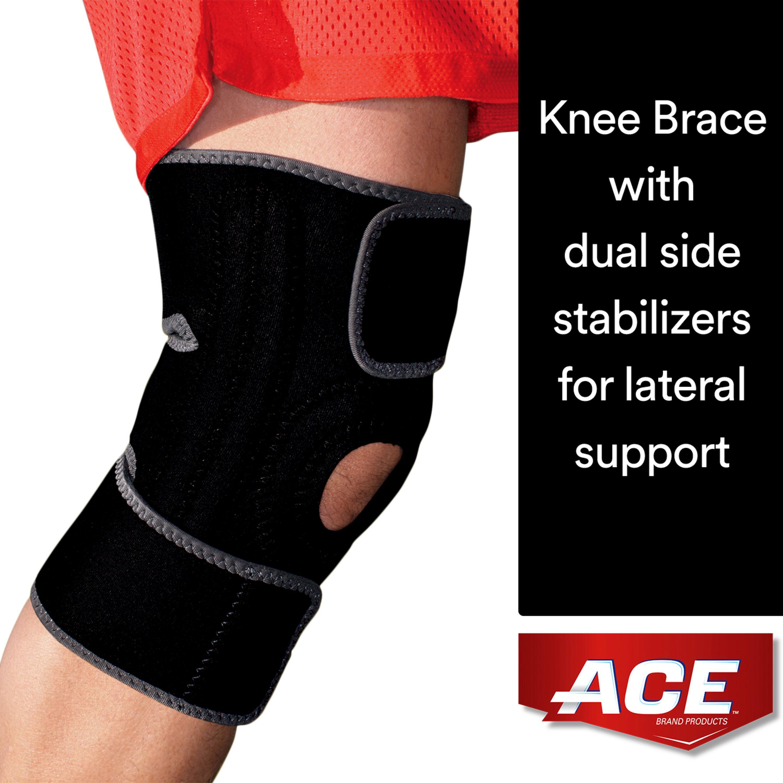 DIY Knee Support L//XL Black