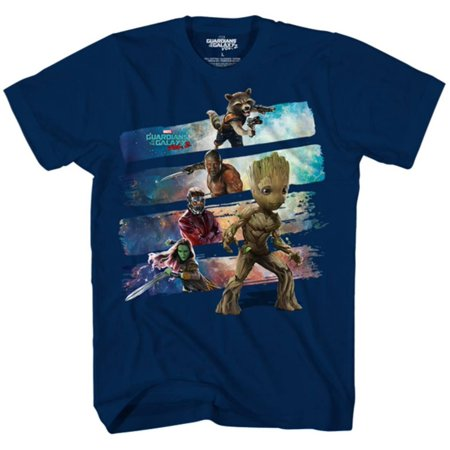 Youth: Guardians Of The Galaxy Vol. 2 Movie - Groot Patrol Apparel Kids T-Shirt - Online Kids Apparel