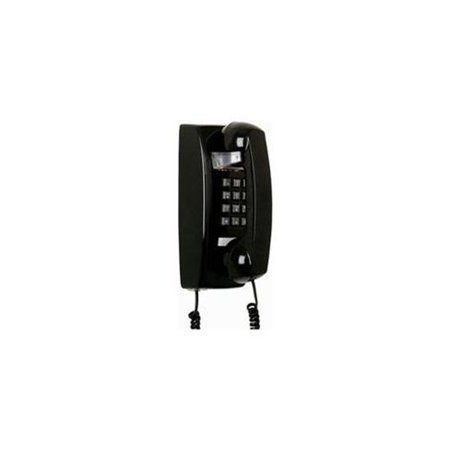 Scitec 2554-b 25402 Wall Phone Black (2554b)