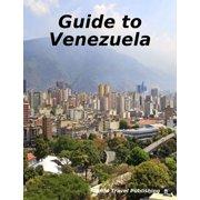 Guide to Venezuela - eBook