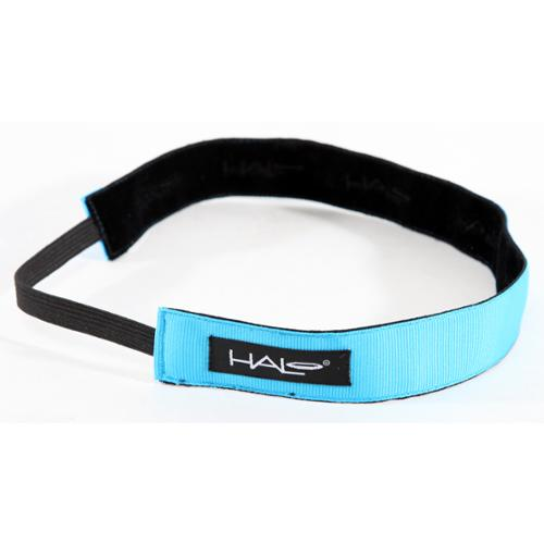 "Halo Headband 1"" Wide Hairband - Black"