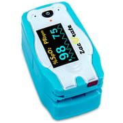 Zacurate Pediatric Polar Bear Theme Fingertip Pulse Oximeter