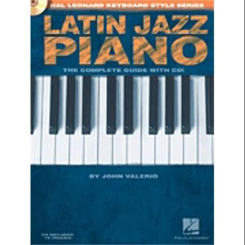 Hal Leonard Latin Jazz Piano (Book and CD)
