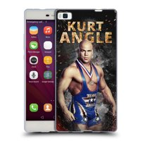 OFFICIAL WWE KURT ANGLE SOFT GEL CASE FOR HUAWEI PHONES 2