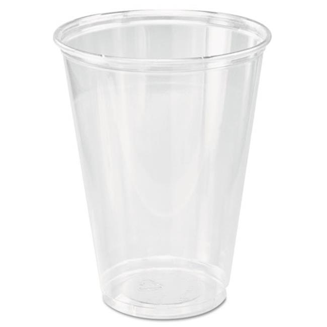 Dcc TP10DCT Ultra Clear Cups, 10 oz. PET