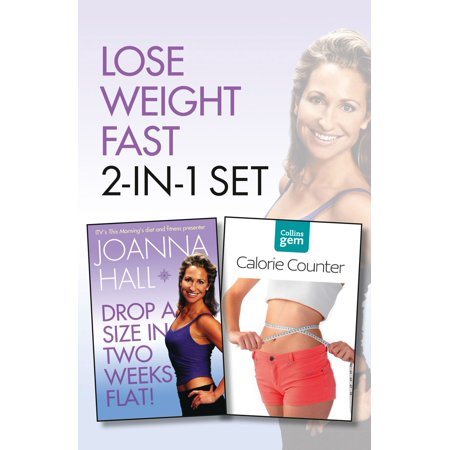 Drop a Size in Two Weeks Flat! plus Collins GEM Calorie Counter Set - eBook