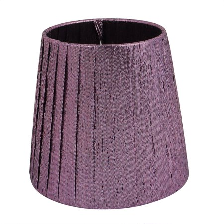 Connect Mini Track Pendant Shade - 110mmx150mmx140mm E14 Pendant Lamp Shade Purple Vintage Style Lamp Cover