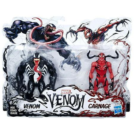Marvel Venom 6 Inch Basic 2 - Marvel Carnage Costume