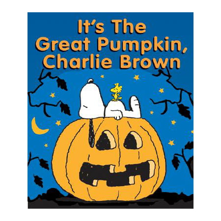 It's The Great Pumpkin Charlie Brown (Mini Ed) (The History Of Halloween Pumpkins)