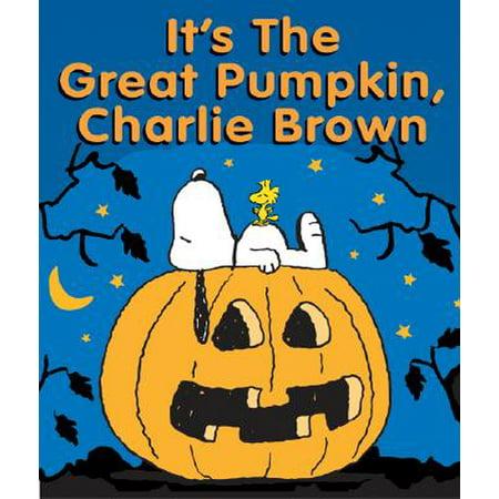 It's The Great Pumpkin Charlie Brown (Mini Ed)