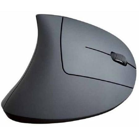 a779c1da64c SHARKK 5-Button 2.4GHz Wireless Vertical Optical Mouse with Ergonomic  Design - Walmart.com