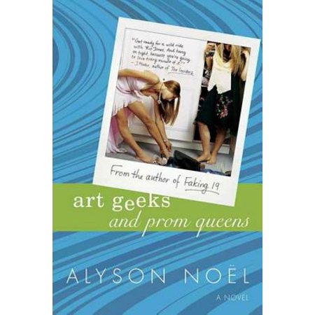 Art Geeks and Prom Queens - eBook