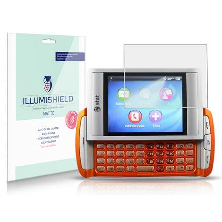Quickfire Screen (iLLumiShield Matte Screen Protector w Anti-Glare/Print 3x for PCD Quickfire )