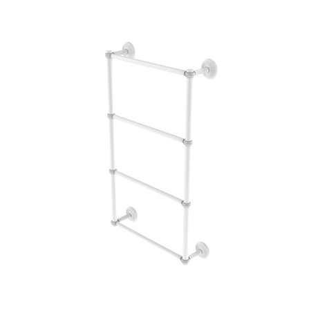 Allied Brass Ladder Towel Bar Twisted Detail