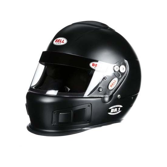 Bell Helmets Small Matte Black Racer Series BR.1 Helmet P...