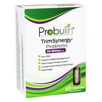 Probulin - TrimSynergy Probiotic 20 Billion CFU - 60 Capsules