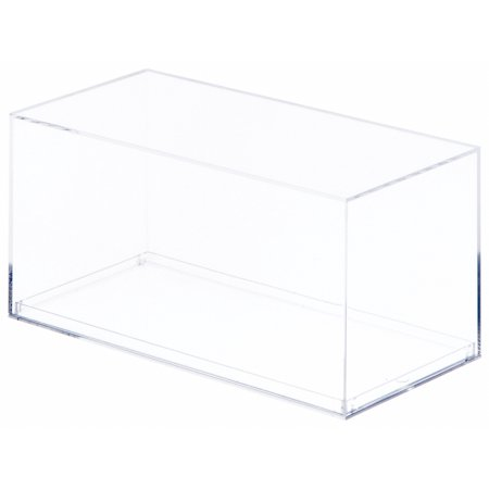 Clear Acrylic Display Cases (With No Beveled Edge) For 1:32 Scale Cars -  7 1875